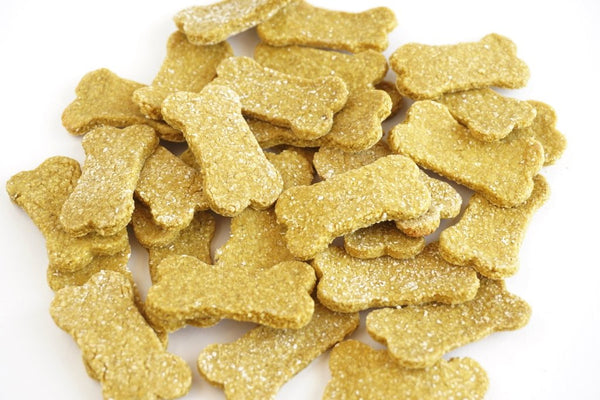 Milly and Me: Salmon Sweet Potato & Turmeric Natural Dog Treats - WHEAT FREE