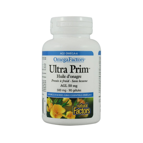 Ultra Prim Evening Primrose Oil - 90 softgels