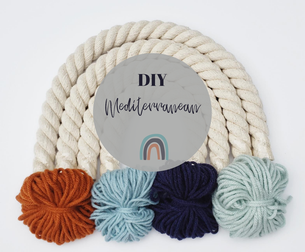DIY Rainbow Kit - Mediterranean