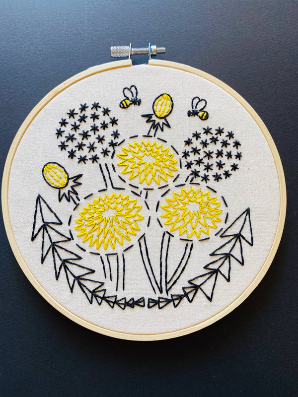 NEW! Bee Kind, Dandelion