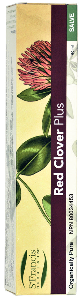 Red Clover Plus Salve - 60ml