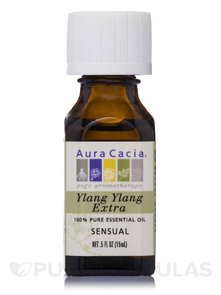Organic Ylang Ylang III Essential Oil - 7.4ml