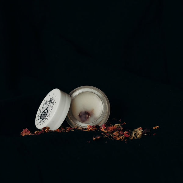 Pranic Forest: Ghost - Solid Perfume