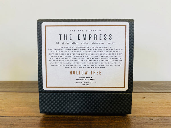 Hollow Tree: The Empress Candle