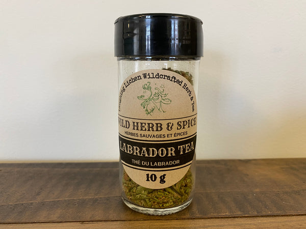 Laughing Lichen - Labrador Tea 10g