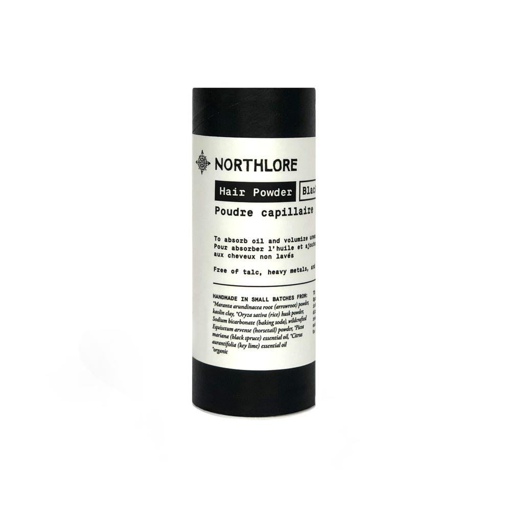 Northlore - HAIR POWDER | BLACK SPRUCE + LIME