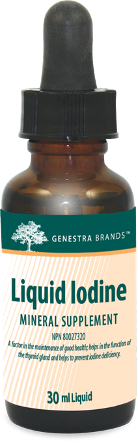 Liquid Iodine - 30ml