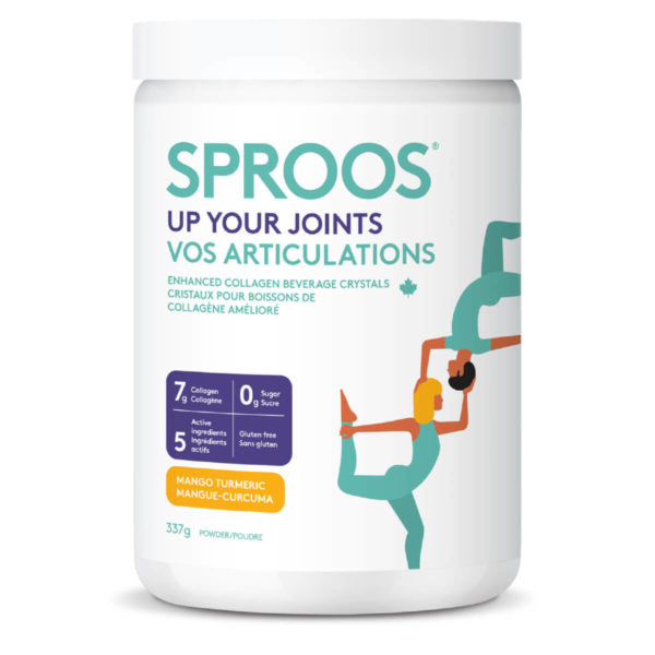 SPROOS Up Your Joints - Mango Turmeric