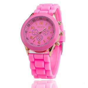 Yueshang  Fashion Silicone Band Creative Marble Wrist Watch Casual Women Quartz Watches Gift Relogio Feminino erkek kol saati