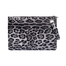 Load image into Gallery viewer, Casual Women Animal Print Clutch Female Fashion Design PU Leather Wallet Messenger Bag Coin Purse Ladies Elegant Handbag Z70