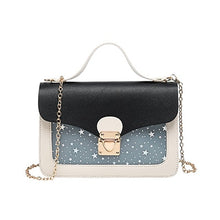 Load image into Gallery viewer, Women Messenger bags Mini Small Square Pack ladies Chain Strap Flap  Shoulder Bag Girls Crossbody Bag Clutch Wallet Handbags