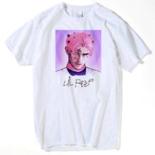 Load image into Gallery viewer, 2019 lil peep T Shirt Music Man Summer Graphic Tees Singer women Male New Coming Oversize Clothing Comfortable Tee Shirt 3xl