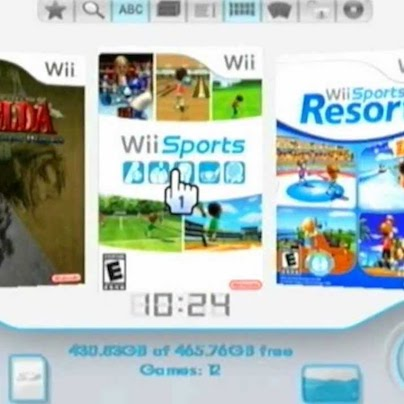 Using Your Modded Nintendo Wii