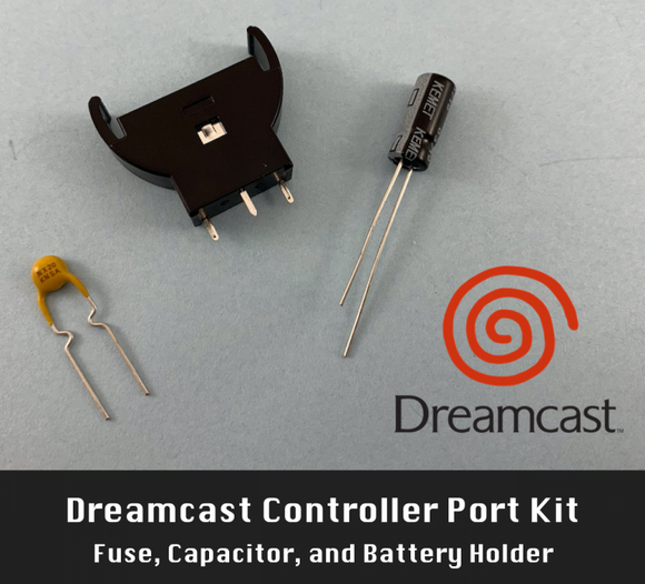 Dreamcast Controller Port Refresh Kit