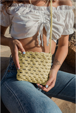 Load image into Gallery viewer, <transcy>MINI BAG - MANDARINA YELLOW</transcy>