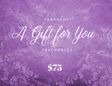 Load image into Gallery viewer, Tabahani Fragrances Gift Card