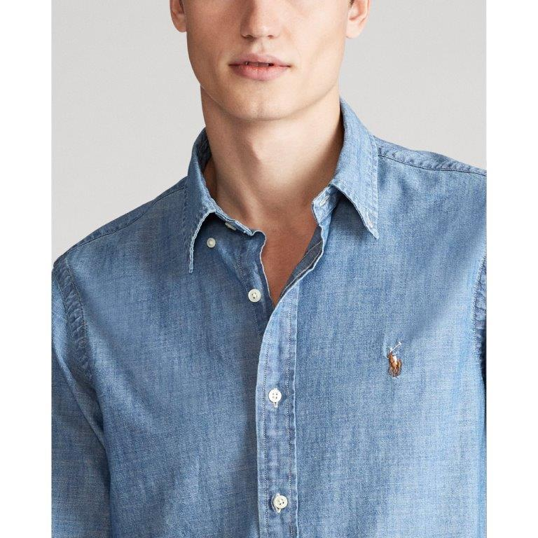 CAM CHAMBRAY
