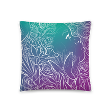 Load image into Gallery viewer, Peace & Purpose Throw Pillow