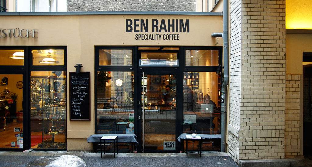 Berlin's Ben Rahim Is A Private Coffee Gateway