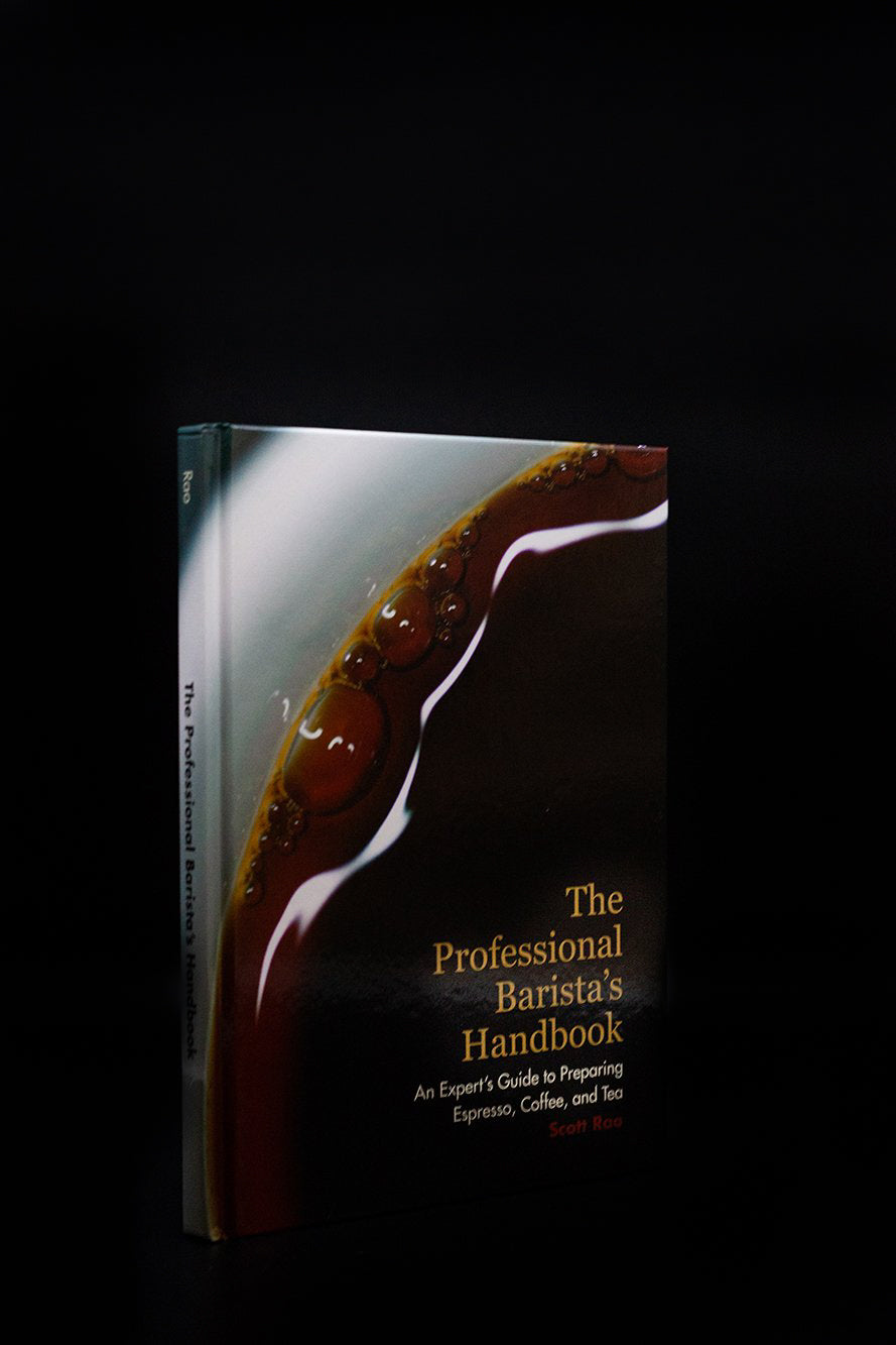 the professional barista handbook