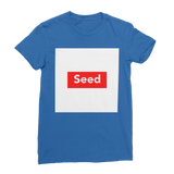 seed Premium Jersey Women's T-Shirt - seed