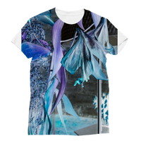 Opal Iris Classic Sublimation Women's T-Shirt - seed