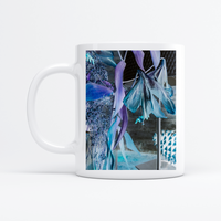 Opal Iris 11oz Mug - 2 Pieces Pack - seed