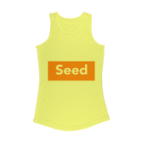 seed Women Performance Tank Top - seed
