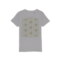 Sacred Perception Series Organic Jersey Kids T-Shirt - seed