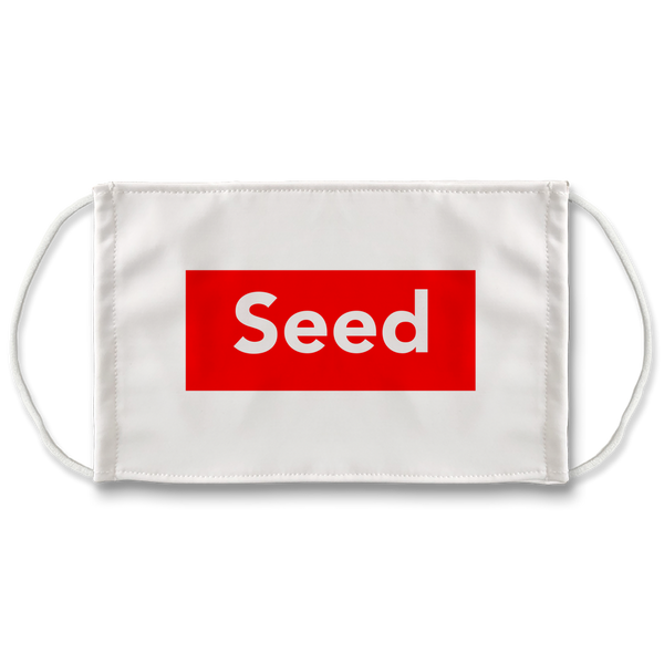 seed Sublimation Face Mask - seed
