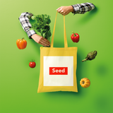 seed Shopper Tote Bag - seed