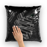 Sacred Crystal Collection Sequin Cushion Cover - seed