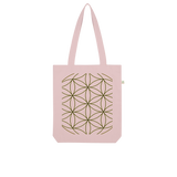 Sacred Perception Series Organic Tote Bag - seed