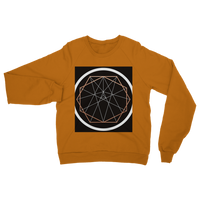 Sacred Geometry Series Classic Adult Sweatshirt - seed