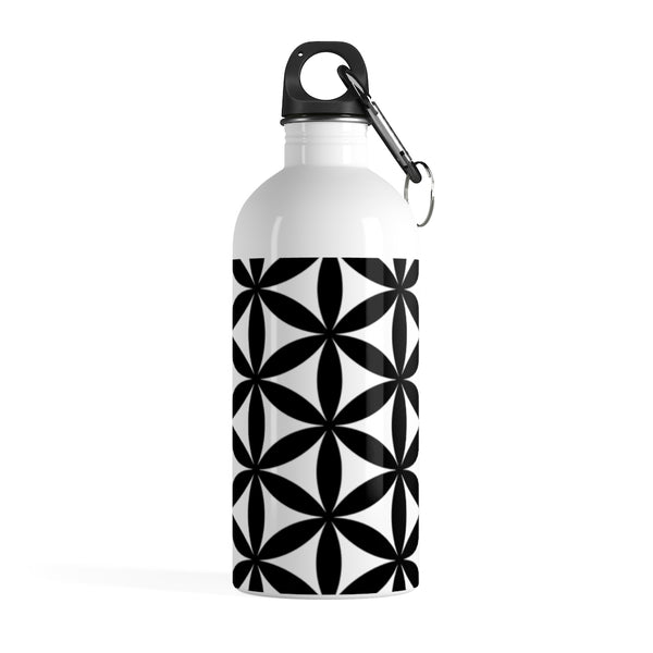 Seed of Life Stainless Steel Water Bottle - seed