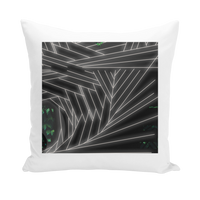 Sacred Crystal Collection Throw Pillows - seed