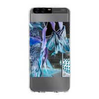Opal Iris Back Printed Transparent Hard Phone Case - seed