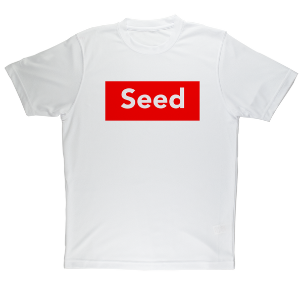 seed Sublimation Performance Adult T-Shirt - seed
