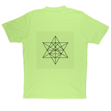 Tetrahedron Series Sublimation Performance Adult T-Shirt - seed