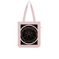 Sacred Geometry Series Organic Tote Bag - seed