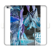Opal Iris Fully Printed Wallet Cases - seed
