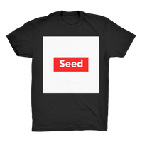 seed Organic Adult T-Shirt - seed