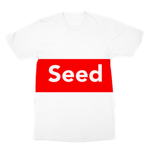 seed Premium Sublimation Adult T-Shirt - seed