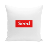 seed Throw Pillows - seed