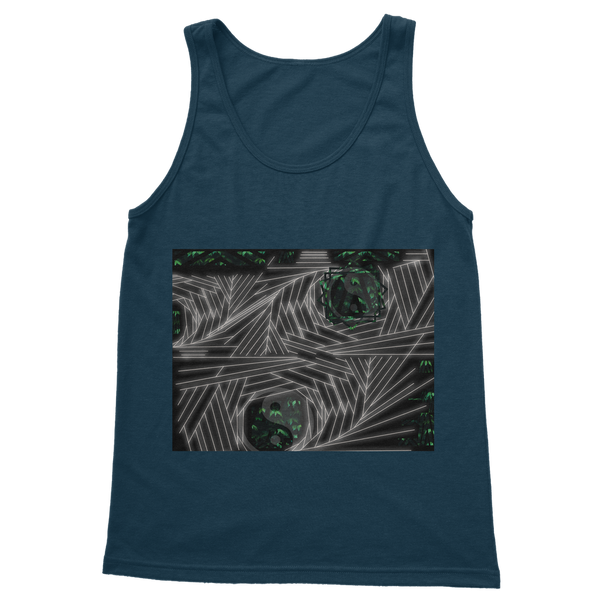 Sacred Crystal Collection Classic Women's Tank Top - seed