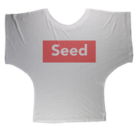 seed Sublimation Batwing Top - seed