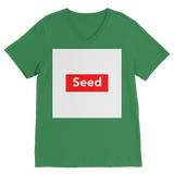seed Classic V-Neck T-Shirt - seed