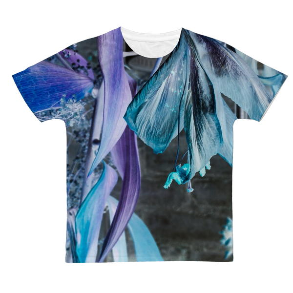 Opal Iris Classic Sublimation Adult T-Shirt - seed