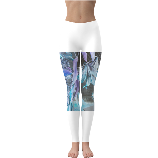 Opal Iris Leggings - seed