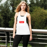 seed Women's Loose Racerback Tank Top